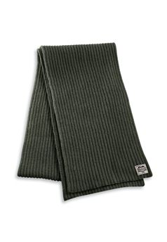 Carhartt Mens A351 Series 1889 Knit Scarf - Moss | Buy Now at camouflage.ca