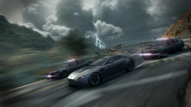Need for Speed The Run Game Snapshot
