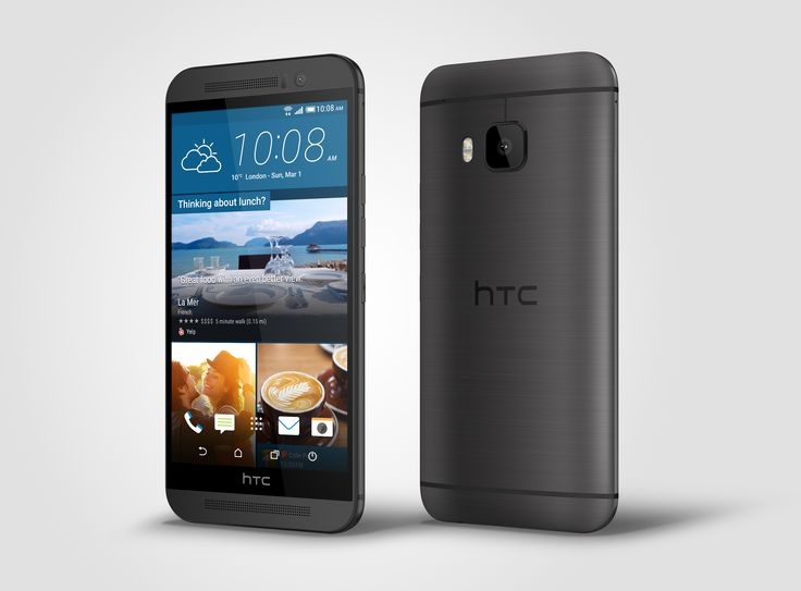 HTC One M9 in Gunmetal
