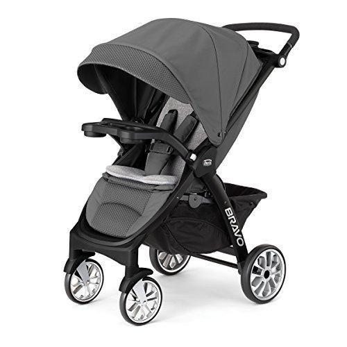 Chicco Bravo LE Stroller Black/Grey