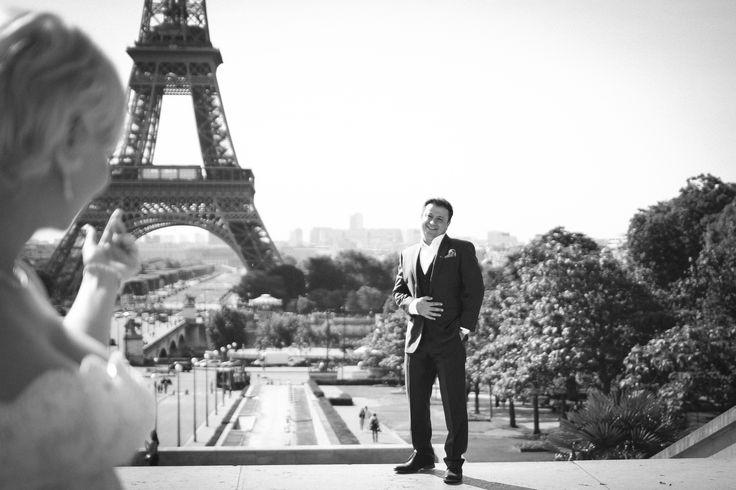 Amazing 10th Wedding Anniversary with Barham & Stella - WESHOOT Paris Photo Session