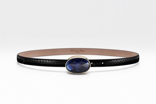 Beautiful belts by Dior
