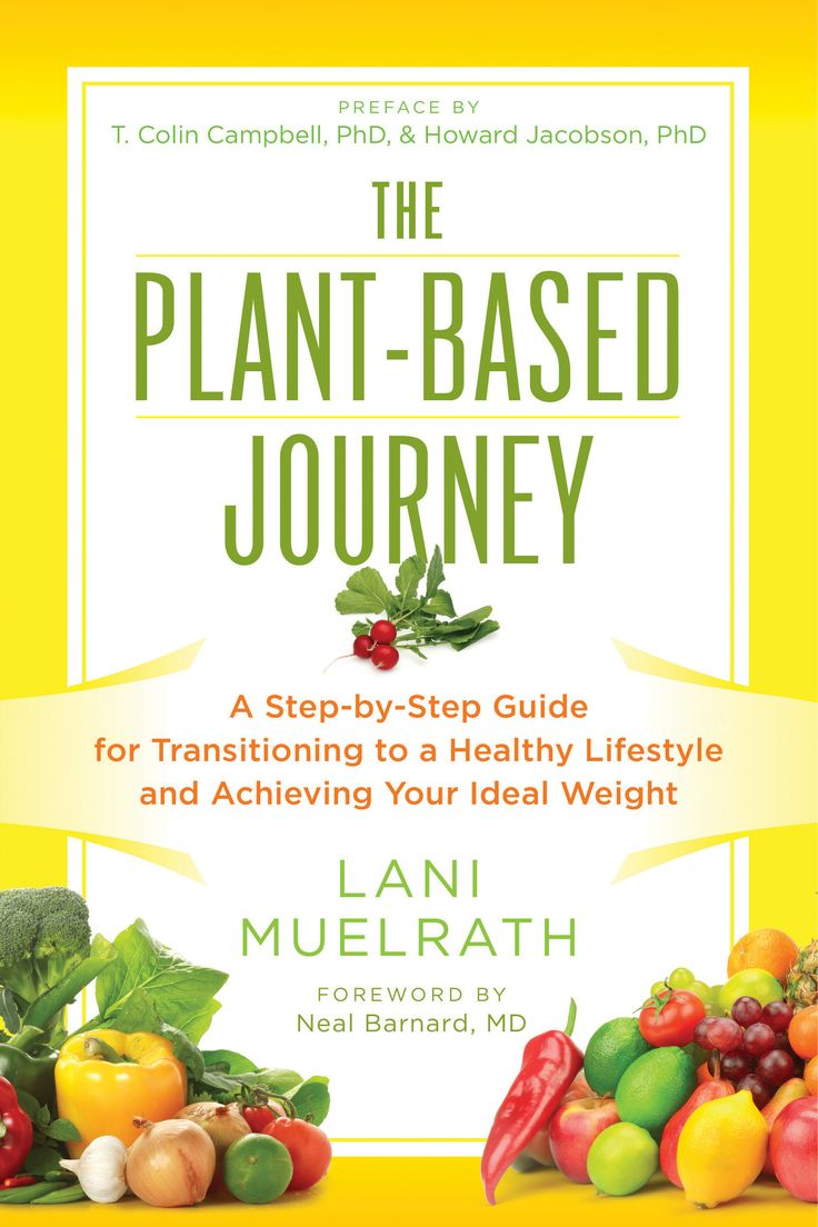 The Plant-Based Journey Review & Giveaway! Open worldwide! | WIN-WINFOOD.com This book serves as an amazingly straightforward and easy to follow blueprint towards a more joyful, healthier lifestyle.