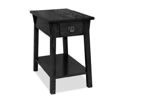 Wedge End Table With Drawer Woodworking Projects Amp Plans