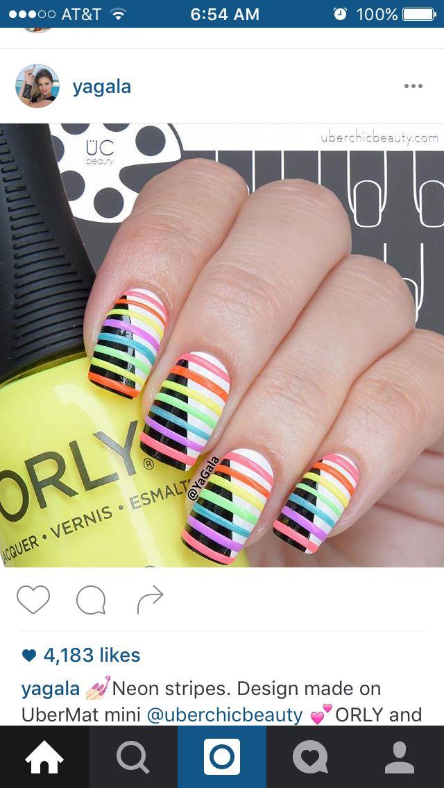 Mejores 1197 imágenes de Nail Art <3 en Pinterest | Diseño de uñas ...