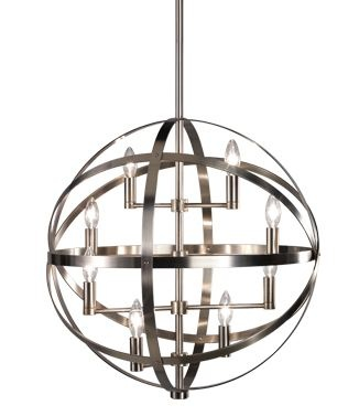 High Quality Robert Abbey: Lucy Chandelier