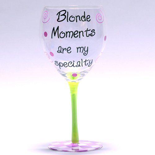 Things Dumb Blondes Say