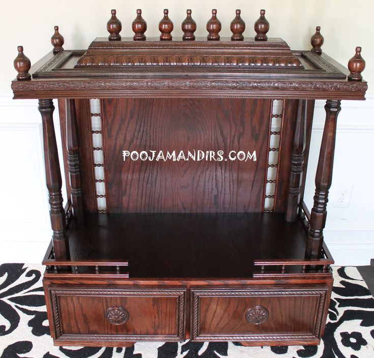 Pooja Mandirs, Made in the USA (North Carolina). We build home temples (pooja…