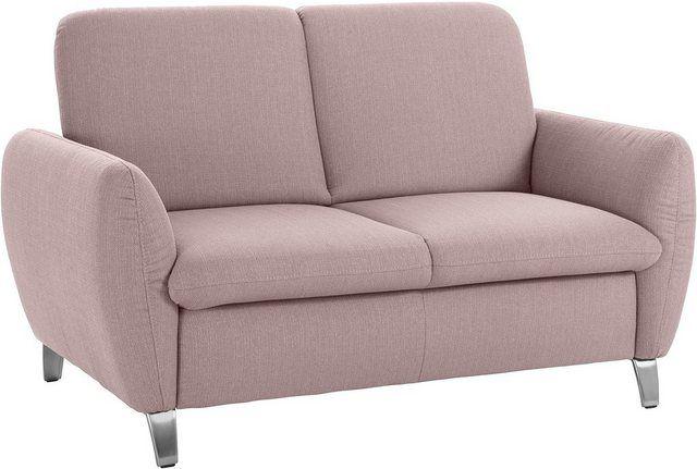 2 Sitzer Inklusive Federkern Und Einer Kopfstutze Zierkissen Armlehnen Und Polster