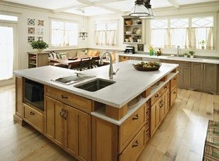 Kitchen - craftsman - kitchen - other metro - by Kohler