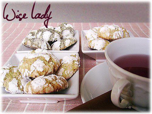 Anya főztje: Crinkles - pöfetegek