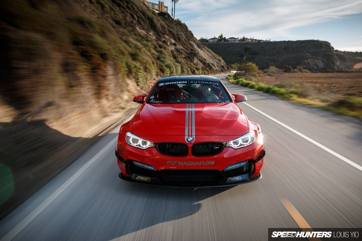 What Is A Tuner Car? The Boden Autohaus BMWM4 speedhunters.com