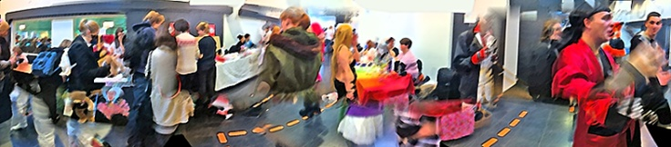 Copenhagen Manga convention, 2011. Blog post: Shojo manga morals