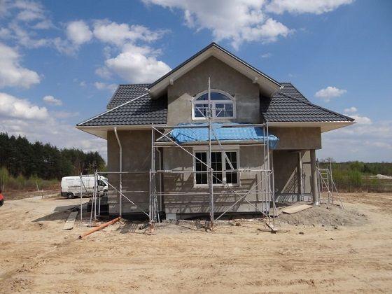 Widok z innej perspektywy #architektura #budowa #dom