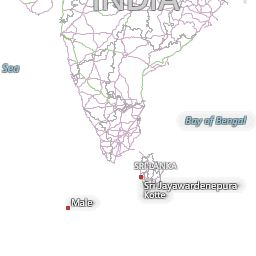 Mumbai, India Enhanced Weather Satellite Map - AccuWeather.com
