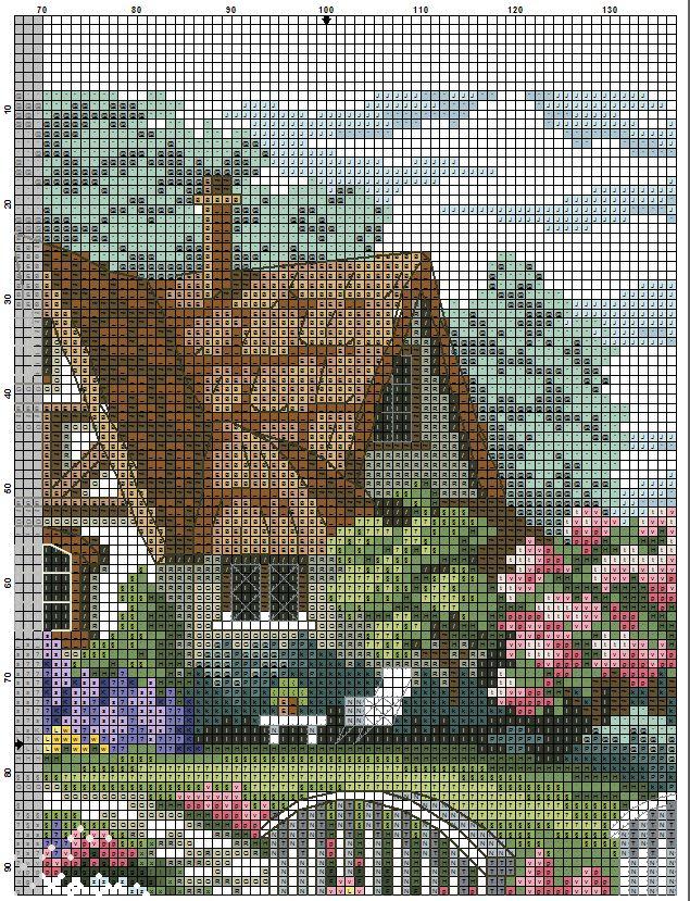 cottage 1***