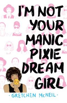 """For Bea, the Manic Pixie Dream Girl, that quirky adorable ray of sunshine sent to make a man's life better, was just a trope . . . until one (named Toile) flitted into her homeroom in a granny cardigan and affected French accent and stole her boyfriend, Jesse. But never fear: math genius Bea devises """"the formula,"""" a foolproof (and mathematically proven) route to high-school popularity, which propels her bullied friends Spencer and Gabe to the top of the hierarchy and turns Bea into Trixie."""