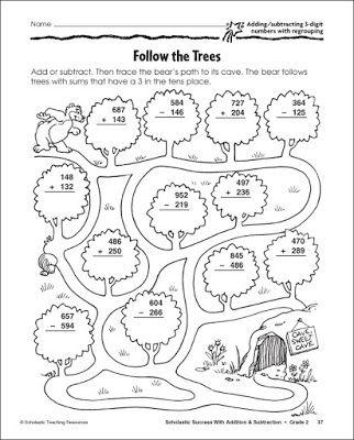 Játékos tanulás és kreativitás: Írásbeli összeadás, kivonás gyakorlása…