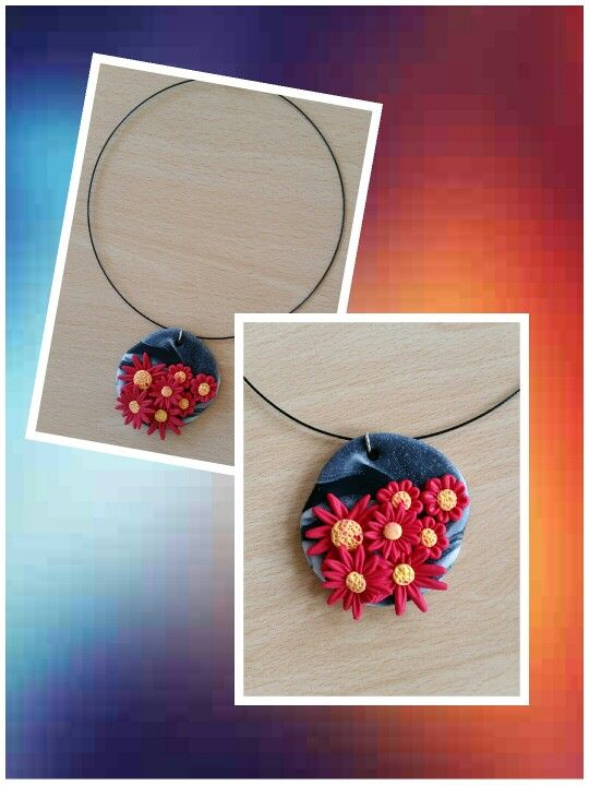 Handmade by polymere clay