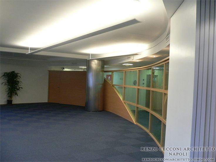 Enterprise Digital Architects Office Design - #napoli #home #interior #design # furniture #project #architecture #architect #architettura #interiors #arredo #arredamento #edilizia #office #department #agency #ufficio