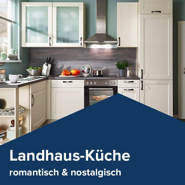 Landhaus Kuche Landhauskuche Haus Kuchen Kuche Landhausstil