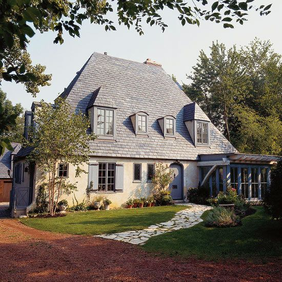 Find inspiration for adding a bit of country French to your home.