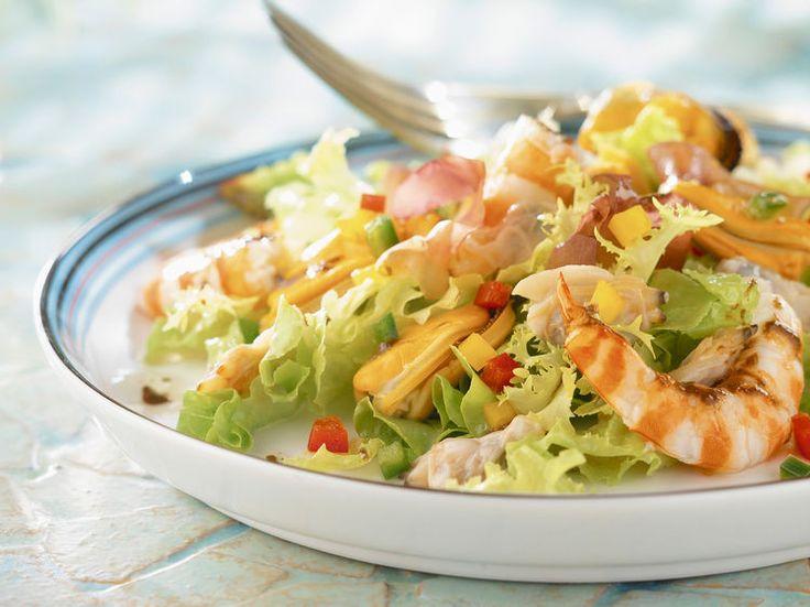 Salade océane, facile