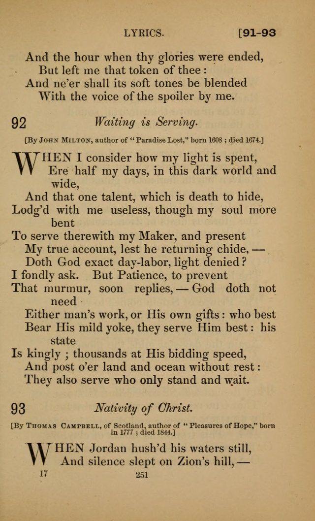 John Milton's When I Consider How My Light Is Spent Essay