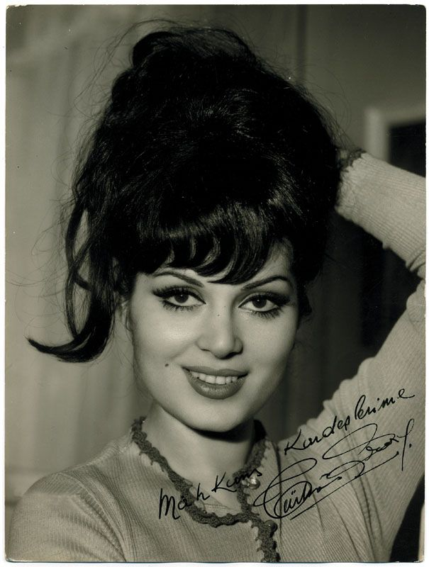 Legendary Turkish film actress Türkan Şoray