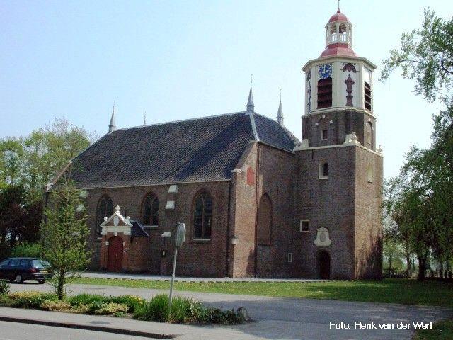 NL Hervormde kerk van Midwolda