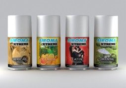 Airoma® Xtreme Fragrance Refills from Vectair Systems