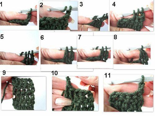 Crochet Stitches How To Do : How Do I Crochet? 13 Basic Crochet Stitches and Free Beginner Crochet ...