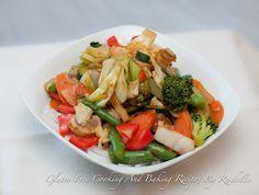 Gluten Free Chinese Stir Fry
