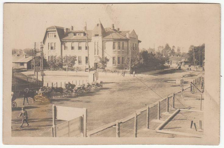 Kowel pocztówka zdjęciowa 1917 r