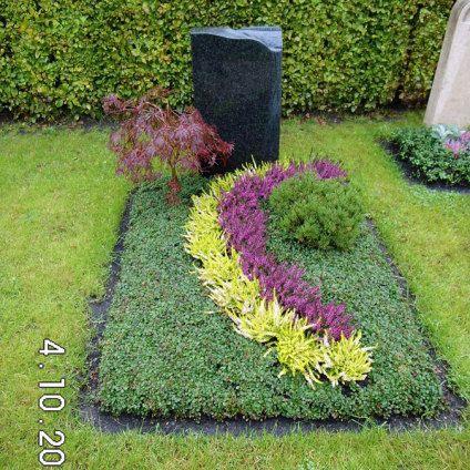 Krause Bestattungen und Friedhofsgärtnerei - Grabgestaltung