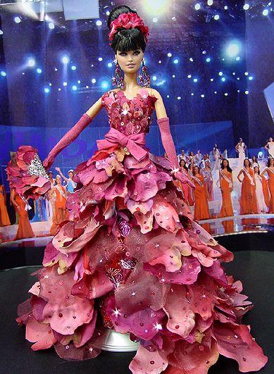 Barbie Miss Puerto Rico Ninimomo 2009/2010