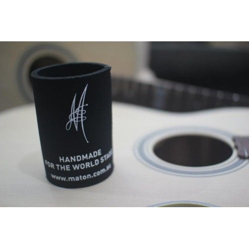 Enjoy a cool drink with this Maton Stubby Holder