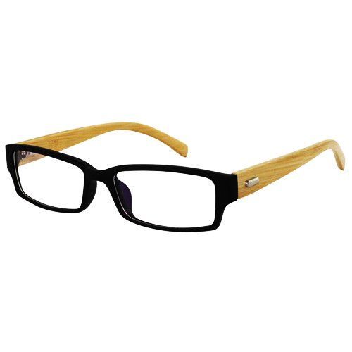 eyebuyexpress rectangle black reading glasses