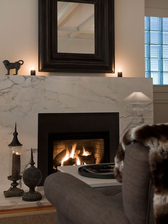 Best 25 marble fireplaces ideas on pinterest white for Marble for fireplace surround