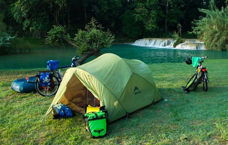 Essential Gear You Need For Your First Bike Tour #guardworthy gear goLock
