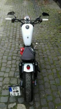 Chopper Bobber 125ccm mit Harley Tank in Rheinland-Pfalz - Westhofen   Motorrad gebraucht kaufen   eBay Kleinanzeigen