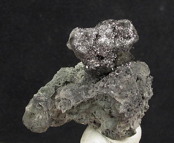 ... Rheniite (rare)  rhenium sulfid (ReS2) - Kudriavy volcano, Kuril Islands, Far-Eastern Region,