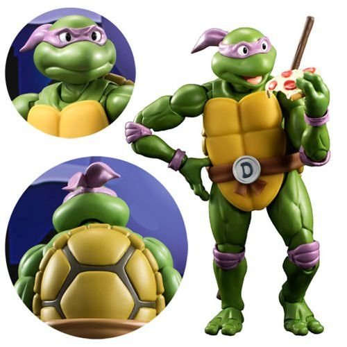 Teenage Mutant Ninja Turtles Donatello SH Figuarts Action Figure