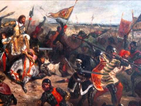 معركة بلاط الشهداء أو معركة تور (بالإنجليزية: Battle of Tours) أو معركة بواتييه (بالفرنسية: Bataille de Poitiers) هي معركة دارت في رمضان 114 هـ/أكتوبر 732م[1][2] في موقع يقع بين مدينتي بواتييه وتور الفرنسيتين، وكانت بين قوات مسلمين تحت لواء الدولة الأموية،[3] بقيادة والي الأندلس عبد الرحمن الغافقي من جهة، وقوات الفرنجة والبورغنديين بقيادة شارل مارتل من جهة أخرى، وانتهت بانتصار قوات الفرنجة وانسحاب جيش المسلمين بعد مقتل قائده عبد الرحمن الغافقي.