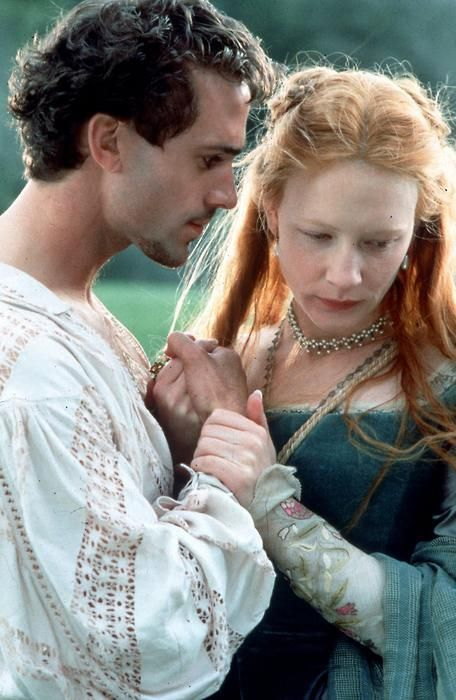 TO DO: Actually haven't seen this one yet! LOVE Joseph Fiennes. w/Cate Blanchett 'Elizabeth' 1998