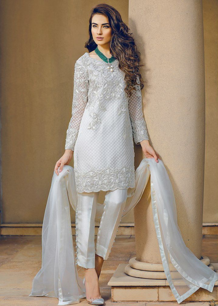 The 25 best pakistani suits ideas on pinterest Pakistani fashion designers