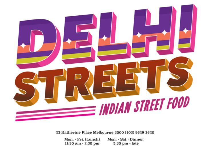 Delhi Streets, Melbourne