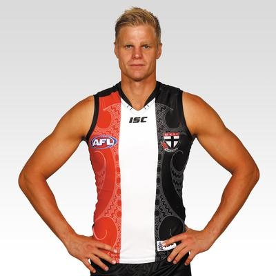St Kilda Saints Adult New Zealand Guernsey $120