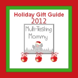 Multi-Testing Mommy's Holiday Gift Guide.