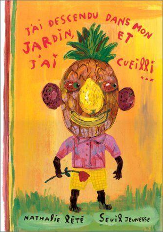 Un album très sympa en complément d'un travail sur les fruits et légumes et sur les oeuvres d'ARCIMBOLDO